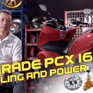 Upgrade PCX 160 ! Aman, Nyaman, dan Bertenaga!