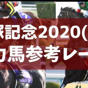 宝塚記念2020 有力馬参考レース