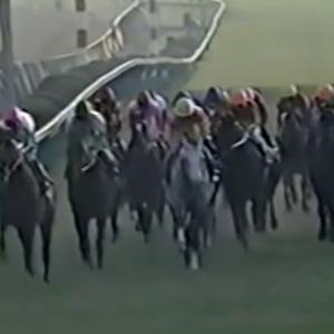 競馬 トウカイテイオー 有馬記念 奇跡の復活 1年振りのレースを制す