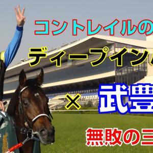 【名馬】ディープインパクト:無敗のクラシック三冠馬(皐月賞・日本ダービー・菊花賞)