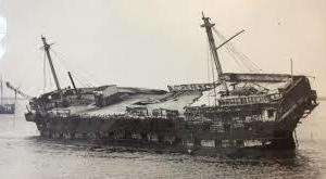 日本丸の浮かせ方、沈め方(7)時限爆弾