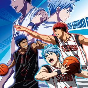 【黒子のバスケ】スラダン以来の名作バスケアニメ?!熱量最大級の青春スポーツアニメ
