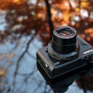 Canon PowerShot G7 X Mark II レビュー (2年間使ってきた男が真面目にレビューする)