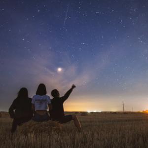 オーストラリアで見る!みずがめ座η流星群