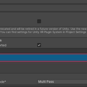 VRモードと非VRモード両対応のSteam向けゲームをUnityで作る方法とモードの切り替え方【Unity】【Steam】【VR】