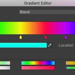 Color、Gradient、AnimationCurveの値を保存、再利用、共有出来るSwatch libraries(旧Preset Libraries)の使い方【Unity】