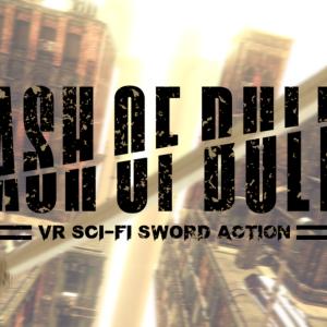「SLASH OF BULLET」リリース!【新作】【Steam】【VR】【アセット】