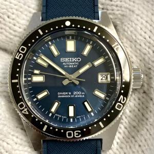歴史的時計が【SEIKO SBEX009】今、ここに!