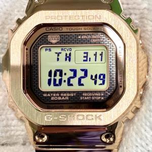 G-SHOCK GMW-B5000GD-4JF