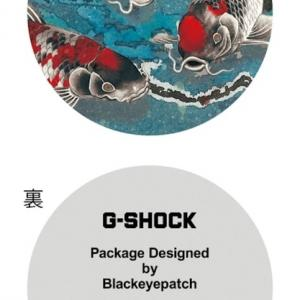 J【G-SHOCK 錦鯉】K