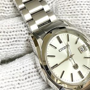 まったき【ザ・シチズン AQ4080-52A】腕時計