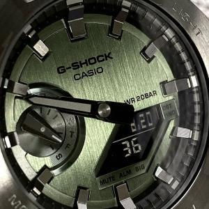 丼【G-SHOCK GM-2100B】未遂