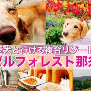 愛犬の複合リゾート エンゼルフォレスト那須白河 オススメ!
