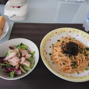 昼ごはん。夕ごはん
