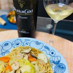 ボルドー・グラーヴの白ワイン