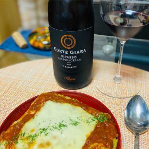 イタリア・ヴェネト州の赤ワインとミートドリア