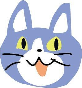 現場猫を描く | Popular cats in Japan