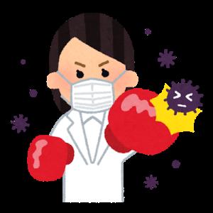 新型コロナウイルス感染症について、その怖さと今スグできる予防方法について