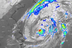 台風14号2021年チャンスー米軍ヨーロッパ進路予想は日本上陸
