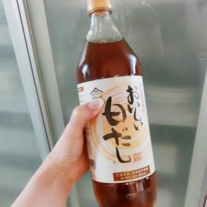 日本自然発酵の「おいしい白だし」で我が家の定番クリーミースープ!