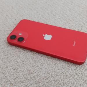 iphone12miniを買っちゃいました