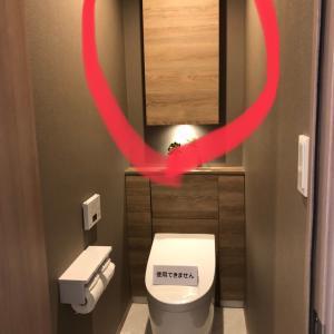 グランセゾン 最終仕様確認!〜トイレの背面収納の現状と我が家の現時点での結論報告〜