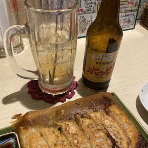 カウンター酒場「わきあいあい」羽付き餃子とホッピーでハッピーな時間!