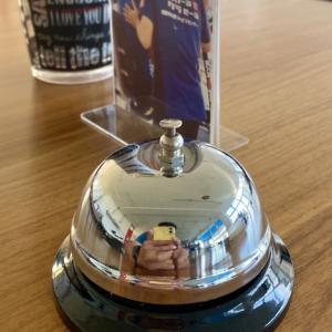 高齢者介護の職場に「呼び出しベル」を置いてみました。