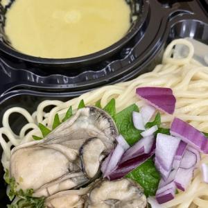 宮古島 麺屋サマー太陽 テイクアウトの「特濃!牡蠣つけ麺」が…とんでもなく美味い!♩