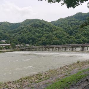 京都の嵐山観光