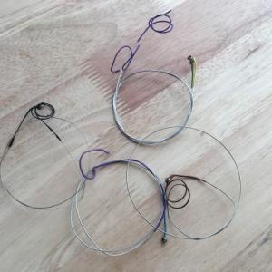 楽器の扱いの話~弓の毛替え、弦の張り替えの頻度~