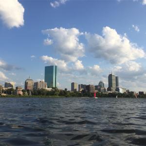 ボストンの絶景