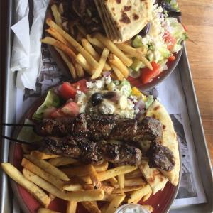 ギリシャ人のお墨付き:ギリシャ料理