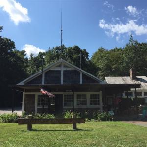 State Parkキャンプ生活: Boston近場(Wompatuck, MA州)