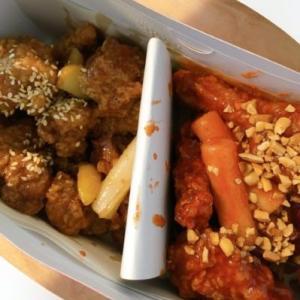 ご飯がすすむ!韓国唐揚げ専門店「chakan chicken」をデリバリーで!