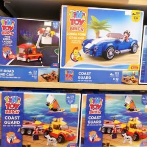 セール時必見!ホーチミン「tiNi STORE」はブロック系のおもちゃがお買い得!