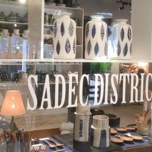 ホーチミン二区セレクトショップ「SADEC DISTRICT(サデックディストリクト」はオシャレな食器やテーブルウェアが揃う♪