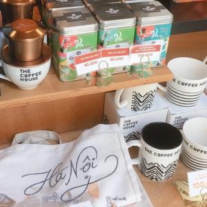 ベトナム発のコーヒーチェーン店「THE  COFFEE  HOUSE(ザ・コーヒーハウス)」。珈琲豆~焙煎までベトナムのこだわり珈琲♪