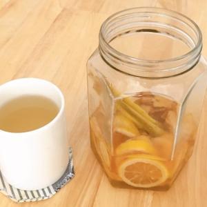 ホーチミンなら手軽に作れる!Twitterで大人気の麦ライスさんの「ハニージンジャーレモン」でリラックスタイム♪