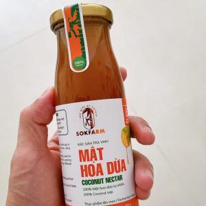 低GI値が嬉しい♪ホーチミンで買える天然の甘味料「ココナッツネクター」
