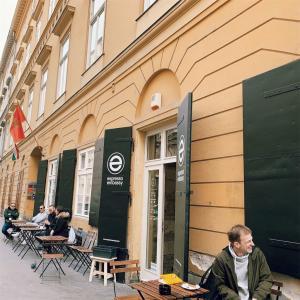 おいしいコーヒー屋さん in Budapest