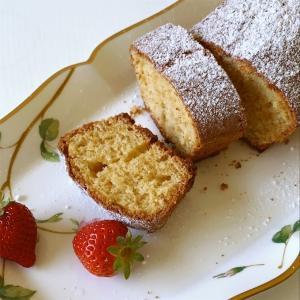 【おうち時間】パウンドケーキを作ってみた!