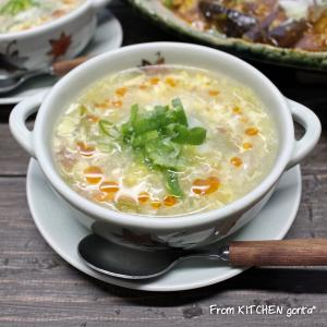 『白だし仕立て 割烹白菜漬』で作る★中華スープ