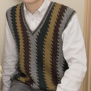 手編み カノンはぎの講習