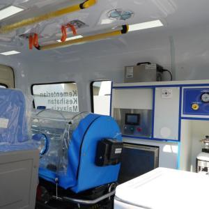 すばらしい。マレーシアで初めてコロナ専用救急車をスランゴール州が導入