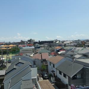 日本は本格的な夏の到来、ギアが入れ替わりました