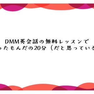 DMM英会話を体験してそのまま継続せずに辞めた理由【無料レッスン】