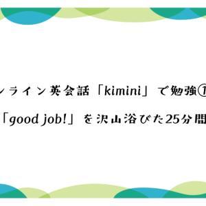 先生に常に励まし続けられる英会話が楽しい【kiminiオンライン英会話】