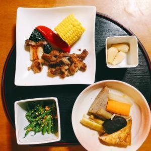 新ソウルフードの顎肉! (6/24の夕食)