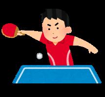 卓球解説「宮崎さん」の言う通り